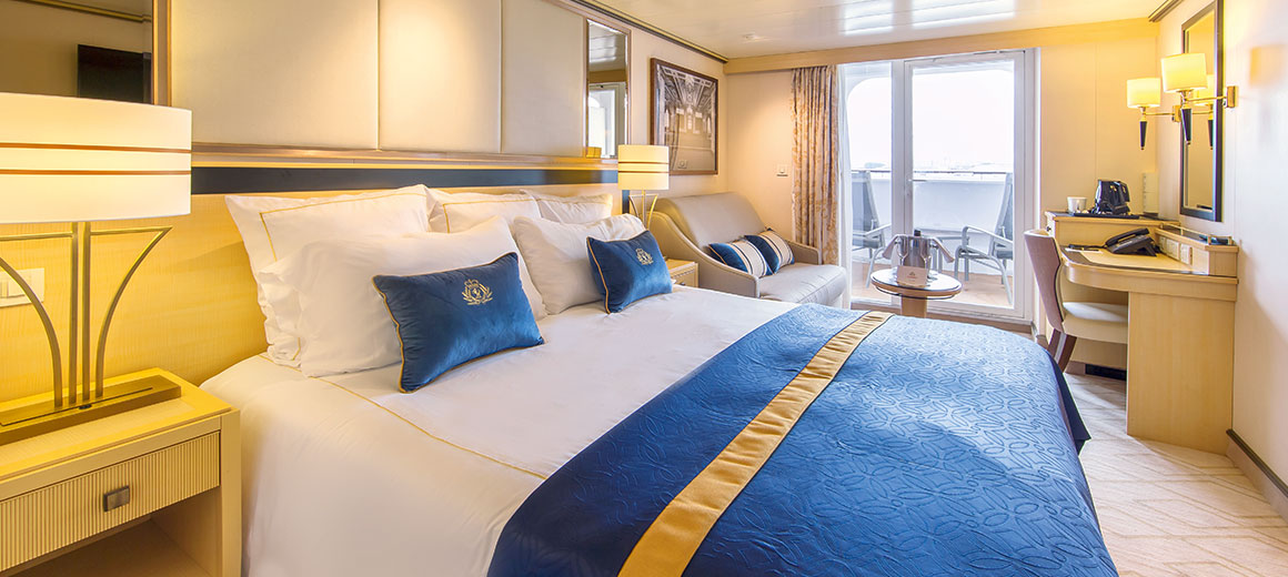 PC-based control from Beckhoff offers system-spanning building automation solutions for hotels and cruise ships. © Cunard Cruise Line