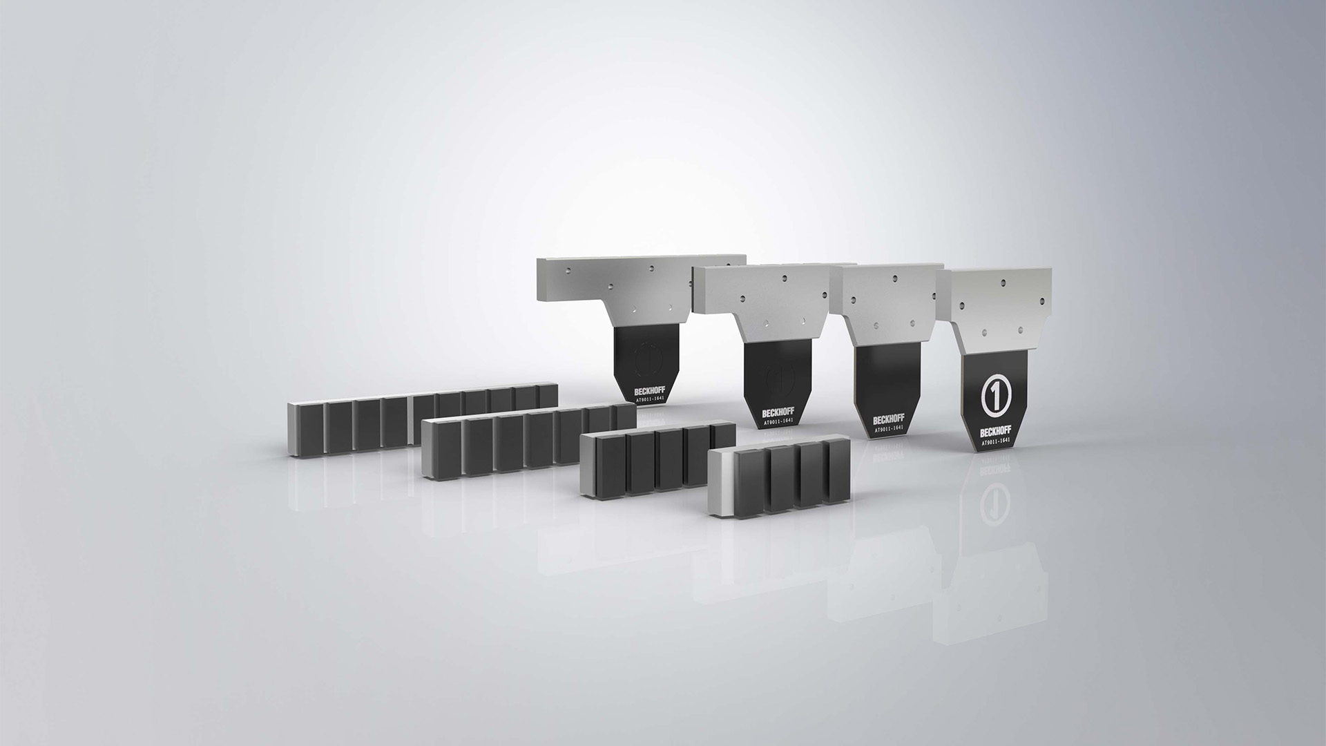 XTS magnetic plate sets enable scalable performance classes and open up new areas of application