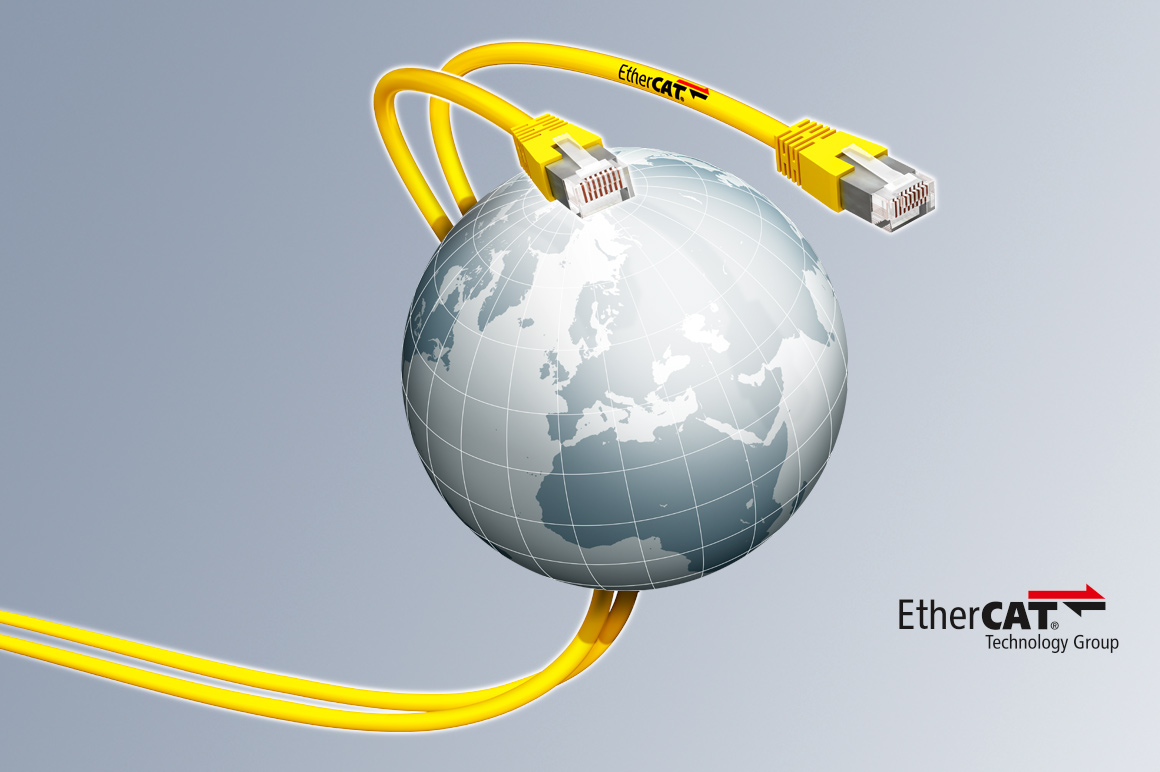 More than 6,000 companies worldwide (as of October 2020), which have joined forces to form the EtherCAT Technology Group, now support the technology developed by Beckhoff. Due to its widespread use around the world, a large number of EtherCAT-compatible devices, sensors and actuators are available on the market.