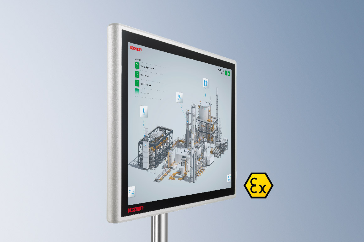 Available as integrated or standalone models, the explosion-proof Control Panel solutions in the CPX series combine high-quality build and elegant design with advanced, capacitive multi-touch technology.