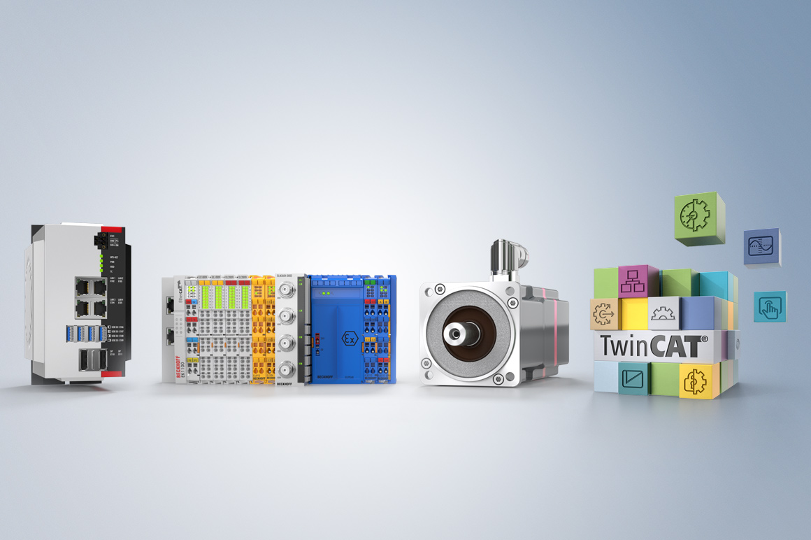 Beckhoff's broad and highly scalable product range in the areas of Industrial PCs, I/O terminals, drive technology and automation software ensures the development of cost- and performance-optimized automation solutions for all applications in science and research.