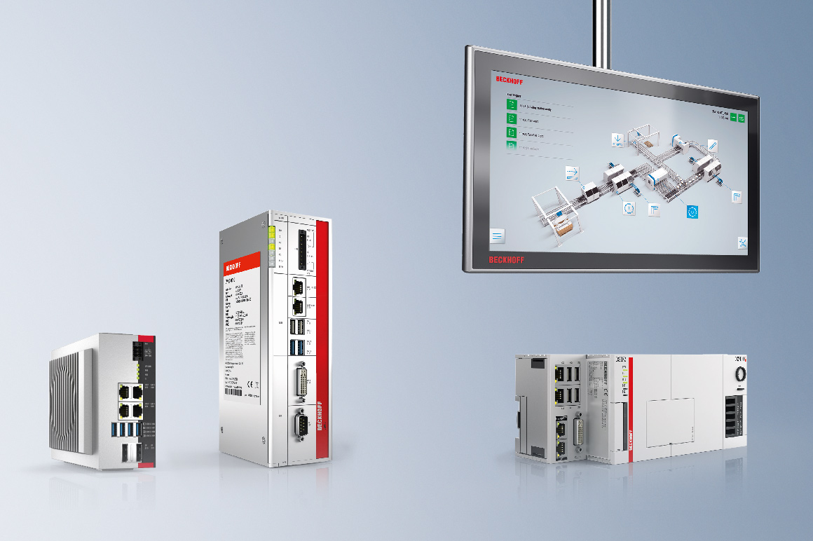 With a broad portfolio of Industrial PCs, Embedded PCs, Control Panels and Panel PCs that are precisely scalable in terms of performance, Beckhoff covers the complete range of requirements in machine tool manufacturing.
