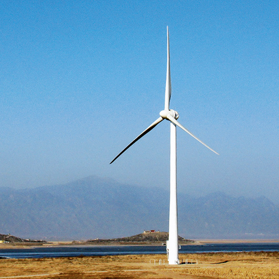 PC-based control is a universal control solution for the operational management of wind turbines.