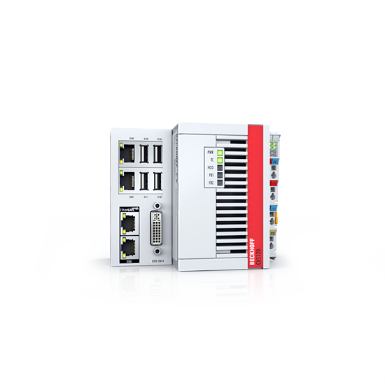 CX5100 Embedded PC series