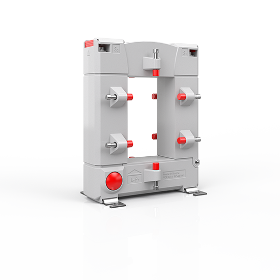 Busbar split-core current transformers