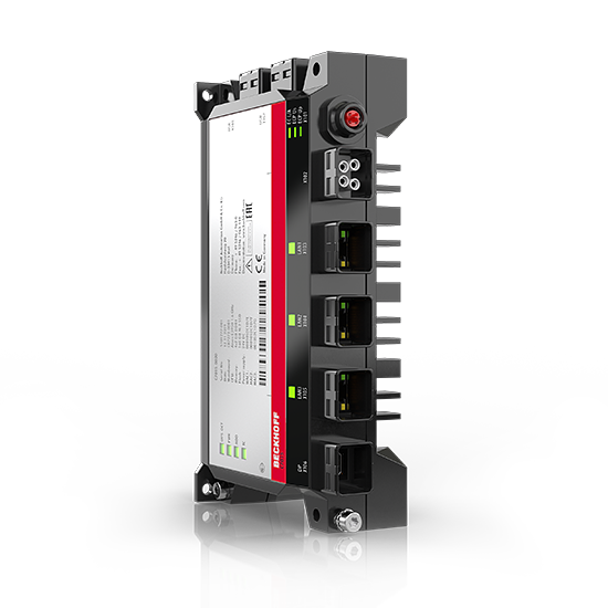 IP 65/67 ultra-compact Industrial PCs